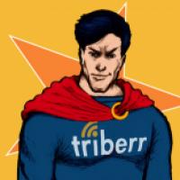 triberrman by John Garrett