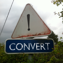 how to convert the uncovertable