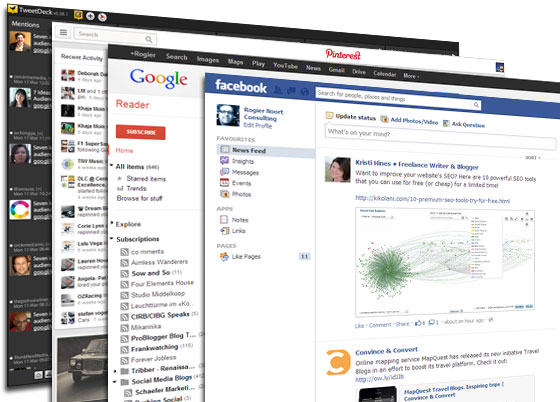 the social media paradox