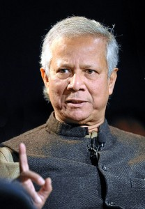 Prof. Muhammad Yunus: defining social business